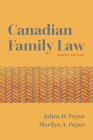 Canadian Family Law 8/E Cover Image