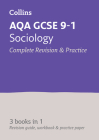 Collins GCSE Revision and Practice: New Curriculum – AQA GCSE Sociology All-in-One Revision and Practice Cover Image