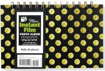 Instant Film Photo Album Cover Image