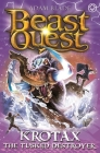 Beast Quest: Krotax the Tusked Destroyer: Series 23 Book 2 Cover Image