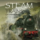 Steam Trains Calendar 2020: 16 Month Calendar Cover Image