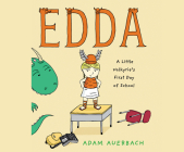 Edda: A Little Valkyrie's First Day of School Cover Image