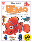 Ultimate Sticker Book: Finding Nemo Cover Image