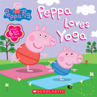 Peppa Loves Yoga (Peppa Pig) Cover Image