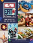 Marvel Eat the Universe: The Official Cookbook Cover Image