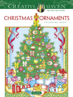 Creative Haven Christmas Ornaments Coloring Book (Creative Haven Coloring Books) Cover Image