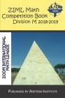 ZIML Math Competition Book Division M 2018-2019 Cover Image