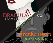 Two Horror Classics: Frankenstein and Dracula Cover Image