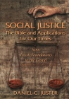 Social Justice: The Bible and Applications for Our Times Cover Image