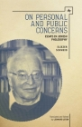 On Personal and Public Concerns: Essays in Jewish Philosophy (Reference Library of Jewish Intellectual History) Cover Image