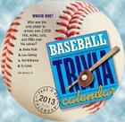 Baseball Trivia 2013 Calendar Cover Image