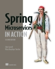 Microservices in Action Cover Image