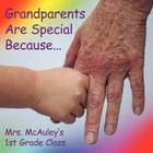 Grandparents Are Special Because... Cover Image
