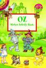 Oz Sticker Activity Book (Dover Little Activity Books) Cover Image
