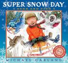 Super Snow Day Seek and Find Cover Image