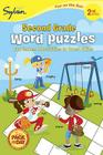 2nd Grade Word Puzzles (Sylvan Fun on the Run Series) (Sylvan Fun on the Run Series, Language Arts) Cover Image
