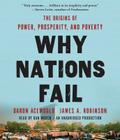 Why Nations Fail: The Origins of Power, Prosperity, and Poverty Cover Image
