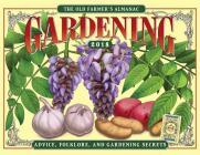 The Old Farmer's Almanac 2018 Gardening Calendar Cover Image