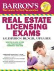 Barron's Real Estate Licensing Exams Cover Image