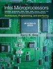 The Intel Microprocessors: 8086/8088, 80186/80188, 80286, 80386, 80486, Pentium, Pentium Pro Processor, Pentium II, Pentium III, Pentium 4, and C Cover Image