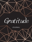 Gratitude Journal: Great Five Minutes Daily Gratitude Journal for Women and Men - The Best 5 Minutes Journal To A Grateful Life For Adult Cover Image