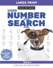 Number Word Search Book (Book 5) Cover Image