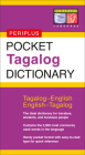 Pocket Tagalog Dictionary: Tagalog-English English-Tagalog (Periplus Pocket Dictionaries) Cover Image
