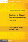 Seminars in Clinical Psychopharmacology (College Seminars) Cover Image