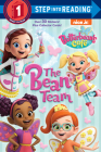 The Bean Team (Butterbean's Cafe) (Step into Reading) Cover Image