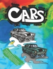 Beautiful Coloring Book Cars for childrens Ages 6-12. Extra Large 300+ pages. More than 170 cars: Mitsubishi, Alfa Romeo, Opel, Ferrari, Renault, Jeep Cover Image