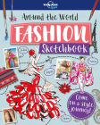 Around The World Fashion Sketchbook Cover Image