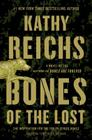 Bones of the Lost: A Temperance Brennan Novel Cover Image