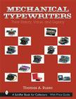 Mechanical Typewriters: Their History, Value, and Legacy Cover Image