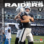 Las Vegas Raiders 2021 12x12 Team Wall Calendar Cover Image