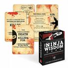 The Ninja Wisdom Deck: 50 Deadly Meditations for the Non-Ninja Cover Image