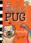 Scaredy-Pug: A Branches Book (Diary of a Pug #5) (Library Edition): A Branches Book Cover Image
