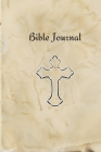 Bible Journal: Religious Gratitude Journal 366-Day Diary For Praying, Spiritual Growth, Personal Development Papyrus Bible Cross Cove Cover Image