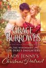 Lady Jenny's Christmas Portrait Cover Image