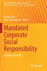 Mandated Corporate Social Responsibility: Evidence from India (Csr) Cover Image