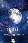Bible Studying Journal-Bible notebook- Daily Writing Journal- Family bible study- Catholic journal- Study journal Cover Image