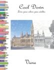 Cool Down - Livro para colorir para adultos: Viena Cover Image