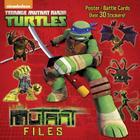 The Mutant Files (Teenage Mutant Ninja Turtles) (Pictureback(R)) Cover Image