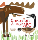 Canadian Animals ABC Cover Image