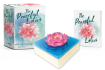 The Peaceful Lotus: With Calming Light and Sound (RP Minis) Cover Image