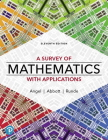 A Survey of Mathematics with Applications [rental Edition] Cover Image