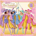 Barbie and the Three Musketeers [With Paper Dolls] Cover Image