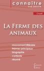 Fiche de lecture La Ferme des animaux de George Orwell (Analyse littéraire de référence et résumé complet) Cover Image