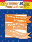 Grammar & Punctuation, Grade 2 [With Free Download] Cover Image