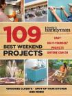 109 Best Weekend Projects Cover Image