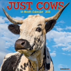 Just Cows 2021 Wall Calendar Cover Image